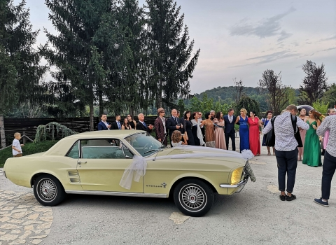 oldtimer za vjencanje
